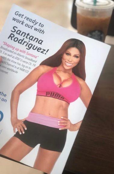 Behind the Scenes Santana Rodriguez
