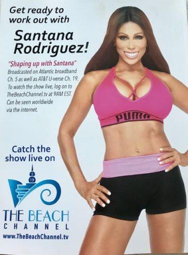 Santana Rodriguez The Beach Channel
