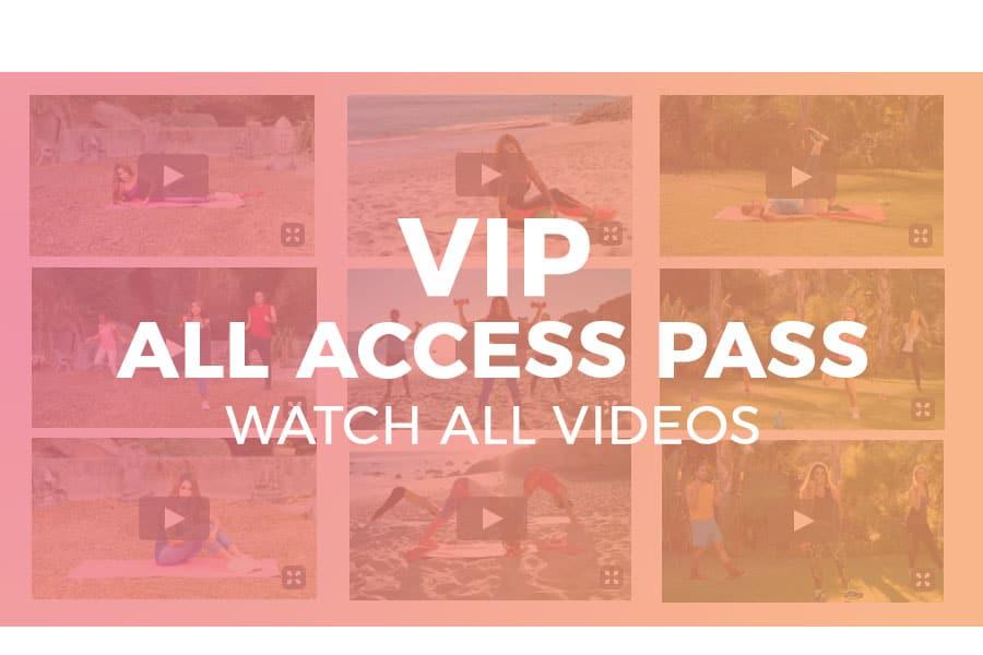 VIP All Access Pass