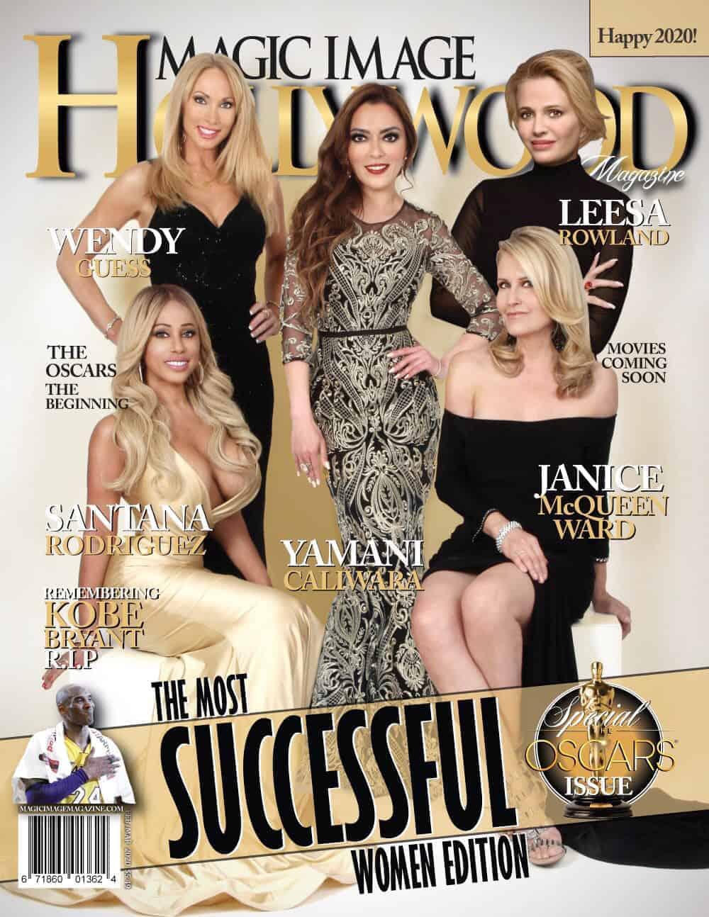 Magic Image Magazine Cover