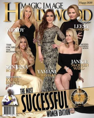 Hollywood The Most Successful Women Edition