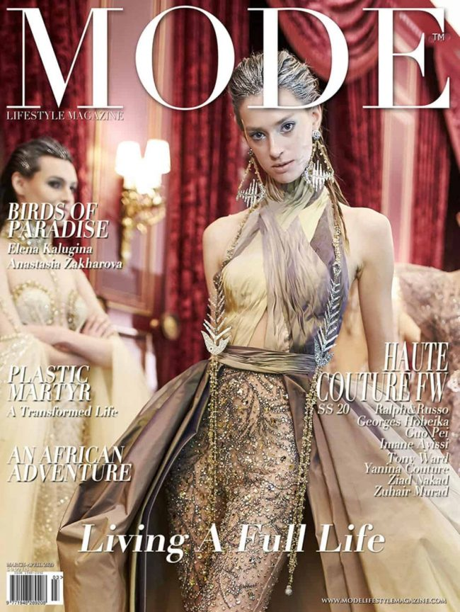 Mode Magazine Cover